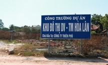 Bắt giam Chủ tịch Công ty Thiên Phú vì lừa hàng chục tỷ tiền đền bù tái định cư
