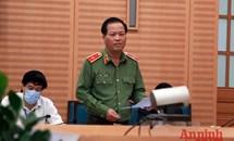 Phó Giám đốc CATP Hà Nội thông tin về việc bắt giữ 28 đối tượng tụ tập đua xe ở khu vực hồ Hoàn Kiếm