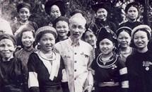 Chủ tịch Hồ Chí Minh - Kiến trúc sư và linh hồn của Mặt trận Dân tộc Thống nhất Việt Nam