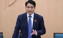 Chủ tịch Thành phố Hà Nội Nguyễn Đức Chung chỉ đạo điều tra vụ đổ trộm chất bẩn và tình hình phức tạp về an ninh trật tự tại quận Cầu Giấy