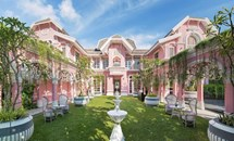 """Khám phá ẩm thực Pháp đỉnh cao tại """"biệt thự ngọc trai hồng"""" Pink Pearl, Phú Quốc"""