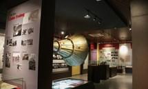 Bên trong Bảo tàng Báo chí Việt Nam ở Hà Nội