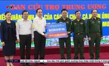 MTTQ Việt Nam tiếp tục tiếp nhận ủng hộ đồng bào vùng lũ từ các ban ngành, tổ chức, doanh nghiệp