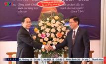 Chủ tịch Trần Thanh Mẫn chúc mừng Hội Thánh Tin lành Việt Nam (Miền Bắc) và Mục sư Hội trưởng Nguyễn Hữu Mạc nhân dịp Lễ Giáng sinh