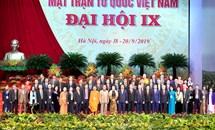 Bài 1: Nhu cầu hoàn thiện pháp luật về giám sát và phản biện xã hội của MTTQ Việt Nam