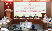 Một số bài học kinh nghiệm nhằm phát huy vai trò của MTTQ Việt Nam trong xây dựng khối đại đoàn kết toàn dân tộc