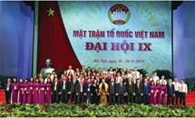 Đổi mới nội dung và phương thức hoạt động của MTTQ Việt Nam đáp ứng yêu cầu, nhiệm vụ trong giai đoạn hiện nay
