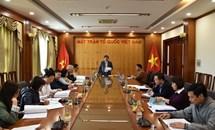 Sự cần thiết đổi mới phương pháp bồi dưỡng cán bộ chuyên trách MTTQ Việt Nam