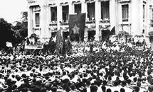 Mặt trận Việt Minh với Cách mạng Tháng Tám năm 1945
