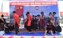 Âm vang Ngày hội Đại đoàn kết tại Liên khu dân cư Ka Tăng, Khe Đá