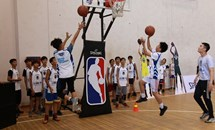 Chương trình Jr. NBA lần thứ 5 đồng hành bởi sữa Cô Gái Hà Lan