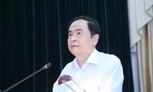 Chủ tịch Trần Thanh Mẫn được bầu bổ sung vào Ban Bí thư Trung ương Đảng khóa XII