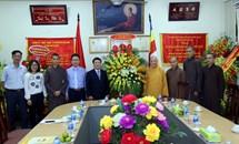 Giáo hội Phật giáo Việt Nam tiếp tục làm cầu nối vững chắc giữa đạo và đời