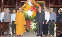 Giáo hội Phật giáo Việt Nam nỗ lực gìn giữ và khôi phục những giá trị văn hóa của dân tộc