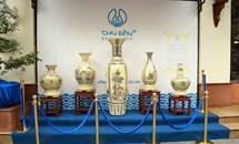 Trưng bày tinh hoa gốm Chu Đậu chào mừng Hội nghị thượng đỉnh Mỹ - Triều
