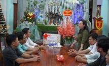 MTTQ tỉnh Quảng Bình chúc mừng các giáo xứ nhân dịp lễ Giáng sinh 2019