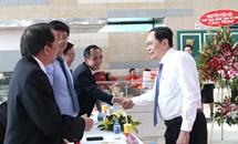 Chủ tịch Trần Thanh Mẫn dự khai trương 2 đường bay Cần Thơ - Seoul / Đài Bắc