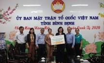 Đoàn TP. Hồ Chí Minh trao quà Tết Canh Tý 2020 cho hộ nghèo tỉnh Bình Định