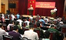 Lào Cai: Đổi mới công tác tư tưởng chính trị, tuyên truyền vận động