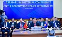 Việt Nam hợp tác và sẻ chia với quốc tế nhằm ngăn chặn đại dịch COVID-19 toàn cầu
