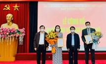 Mặt trận Trung ương bổ nhiệm 2 Phó Trưởng Ban Tổ chức - Cán bộ