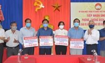 Đắk Lắk: Tiếp nhận 920 triệu đồng ủng hộ công tác phòng, chống dịch Covid-19