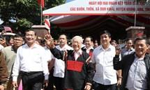 Thực hành dân chủ trong Đảng theo tư tưởng Hồ Chí Minh - phương hướng quan trọng trong công tác xây dựng, chỉnh đốn Đảng hiện nay