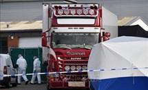 Vụ 39 thi thể người Việt trong xe tải ở Anh: Bắt giữ 26 đối tượng liên quan
