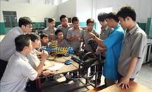 Giáo dục nghề nghiệp trong bối cảnh cách mạng công nghiệp 4.0