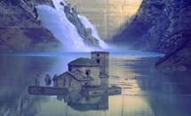 Ngôi làng cổ tại Italy có thể 'lộ diện' sau 26 năm biến mất