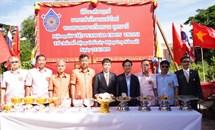Khởi công xây dựng trụ sở Hội Người Việt Nam tại tỉnh Udon Thani, Thái Lan