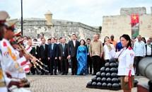 Học giả Cuba: Đảng Cộng sản Việt Nam - Tấm gương về sức mạnh đại đoàn kết