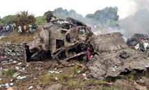 Rơi máy bay tại Nam Xu-đăng, 17 người chết