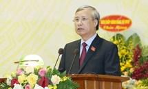 Thường trực Ban Bí thư dự Đại hội Đại biểu Đảng bộ VP Trung ương Đảng