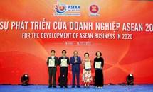 Giải thưởng Doanh nghiệp ASEAN: Vinh danh 58 doanh nghiệp xuất sắc toàn khu vực