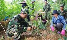 Thế trận lòng dân - thành trì trong xây dựng, bảo vệ Tổ quốc