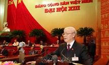 Khai mạc trọng thể Đại hội đại biểu toàn quốc lần thứ XIII Đảng Cộng sản Việt Nam