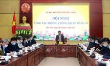Bắc Ninh: Giãn cách xã hội toàn bộ xã Lâm Thao từ ngày 29/1