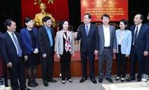 Chủ tịch Trần Thanh Mẫn: Nhân dân tin tưởng hoạt động giám sát, phản biện xã hội