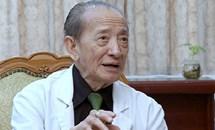 Giáo sư Nguyễn Tài Thu qua đời ở tuổi 90