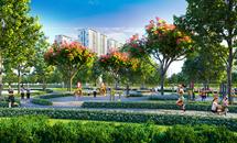 Tận hưởng không gian sống xanh an lành tại Hinode Royal Park
