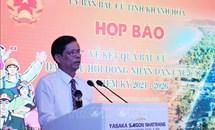 Khánh Hòa công bố 52 đại biểu HĐND tỉnh nhiệm kỳ 2021 - 2026