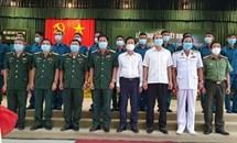 Công bố quyết định thành lập Hải đội dân quân Thường trực tỉnh Kiên Giang