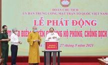 Phát huy vai trò của Mặt trận Tổ quốc Việt Nam để xây dựng khối đại đoàn kết toàn dân tộc trong tình hình mới