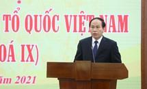 Lý lịch ông Lê Tiến Châu, Phó Chủ tịch - Tổng Thư ký UBTƯ MTTQ Việt Nam