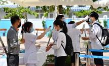Sáng nay, thí sinh cả nước chính thức bước vào ngày thi đầu tiên