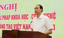 76 công trình, giải pháp KHCN công bố trong Sách vàng Sáng tạo Việt Nam năm 2021