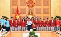 Nỗ lực rèn luyện, phấn đấu để thể thao Việt Nam đạt thành tích tốt hơn nữa, vươn lên tầm cao mới