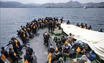 Số người thiệt mạng khi tìm cách vượt biển đến châu Âu tăng mạnh