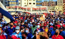 Nhân dân Cuba quyết tâm bảo vệ chủ quyền đất nước